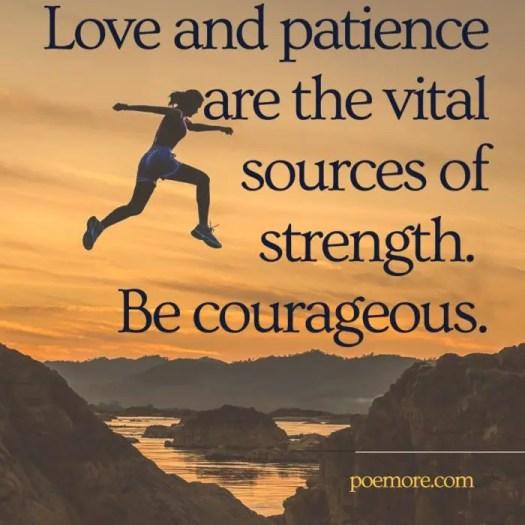 Bravery Quotes Image