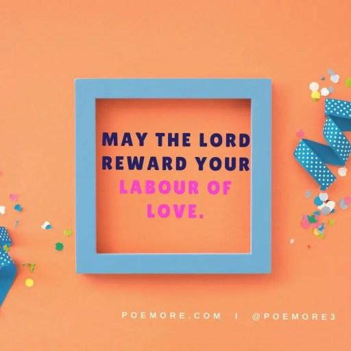 Birthday Prayers to my Pastor