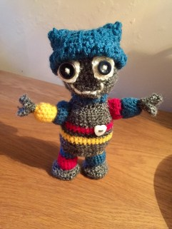 Project #4 CrochetBot