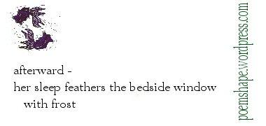 haiku-bedside-window
