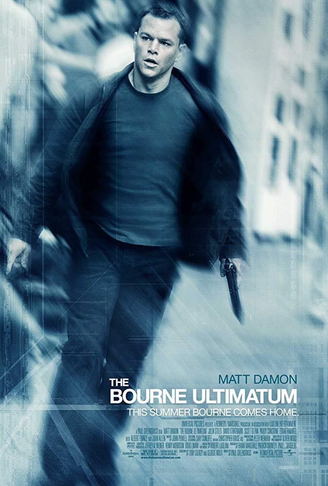 Das Bourne Identität