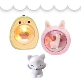 Schattige lampjes