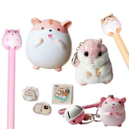 Cadeaupakket hamster
