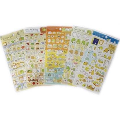 Summiko Gurashi stickervellen
