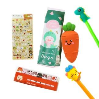 Stationary pakket + extra kawaii surprise cadeau