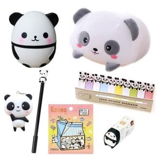 Panda cadeaupakket