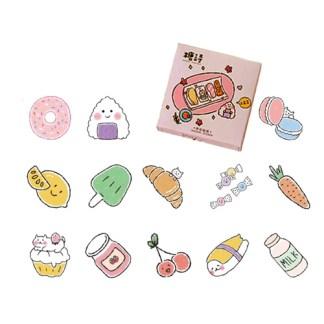 Kawaii yummie stickers