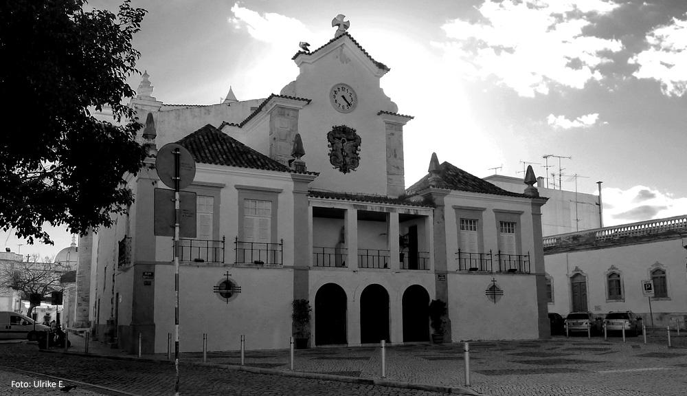 Nachmittag in Olhão