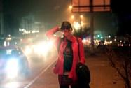 """""""Gusi en Avenida Macul. Junio, 2013"""""""