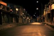 """Barrio Patronato de madrugada. Septiembre, 2012"""