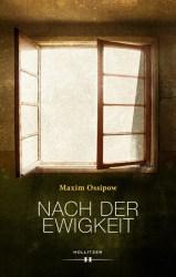 Maxim Ossipow, Nach der Ewigkeit, Cover