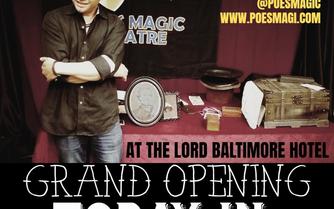 Get tickets for tonight's GRAND OPENING Show
