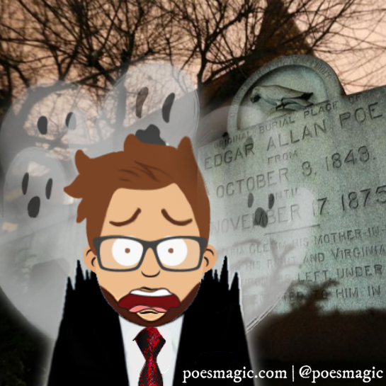 Free Poe Grave Ghost Tour