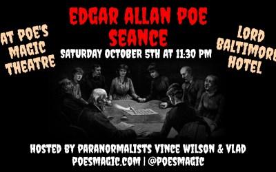 Edgar Allan Poe Seance
