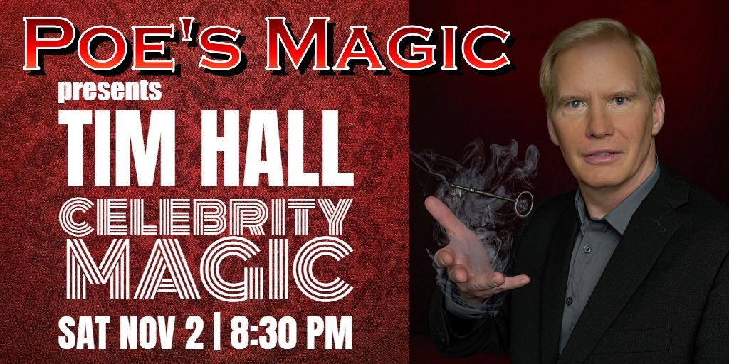 Tim Hall – Celebrity Magic