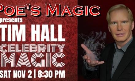 Tim Hall – Celebrity Magic