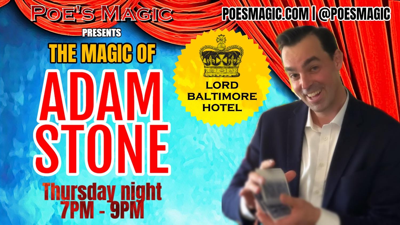 adam stone event