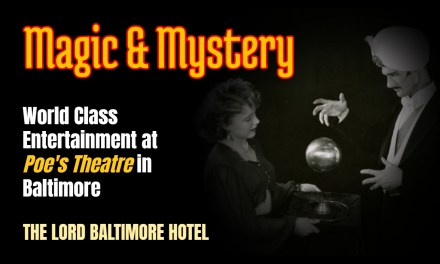Magic and Mystery at Poe's Theatre