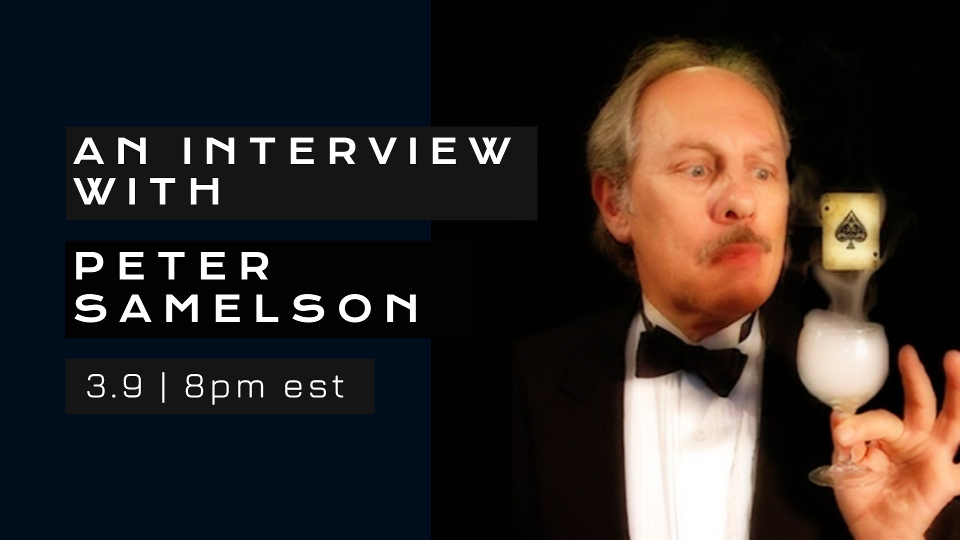 interview with peter samelson