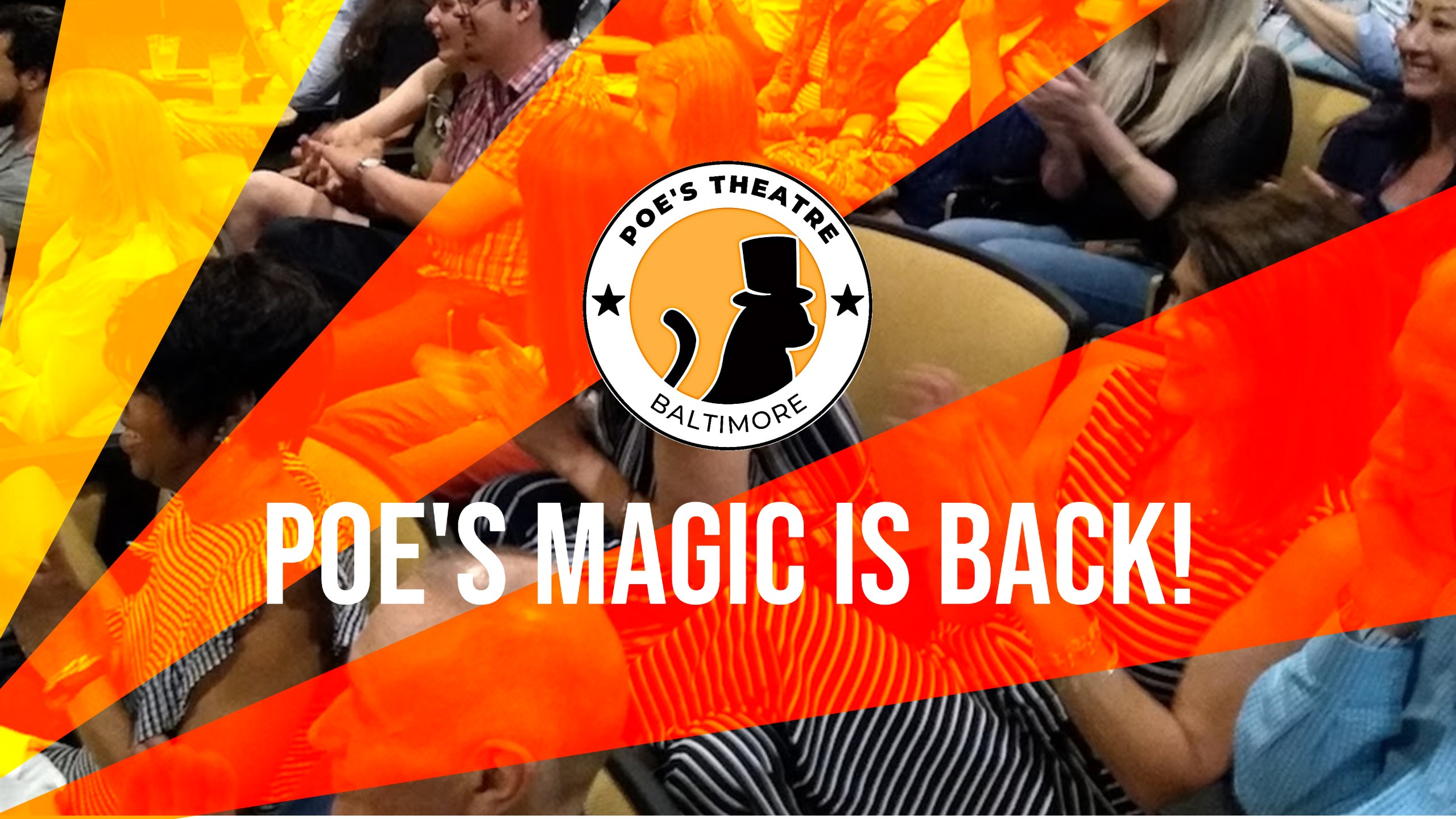 POE'S MAGIC IS BACK