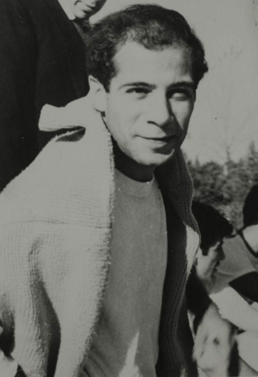 Humberto Vinueza joven