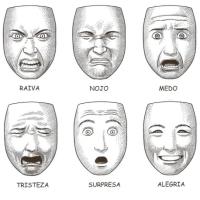 Expressões Faciais, uma Arte