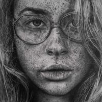 Retratos Realistas de Desenhos