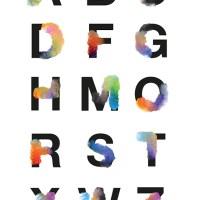 Sans Serif em Tipografia Nublada