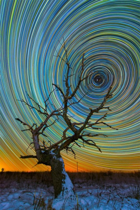 Colorful-Star-Trails_4