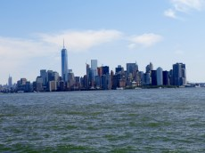 NYC from the Ferry