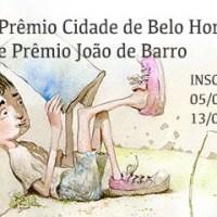 Concurso Nacional de Literatura Prêmio Cidade de Belo Horizonte e Prêmio João de Barro