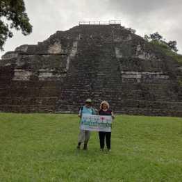 VIVIR POÉTICAMENTE, Gran Pirámide de Tikal