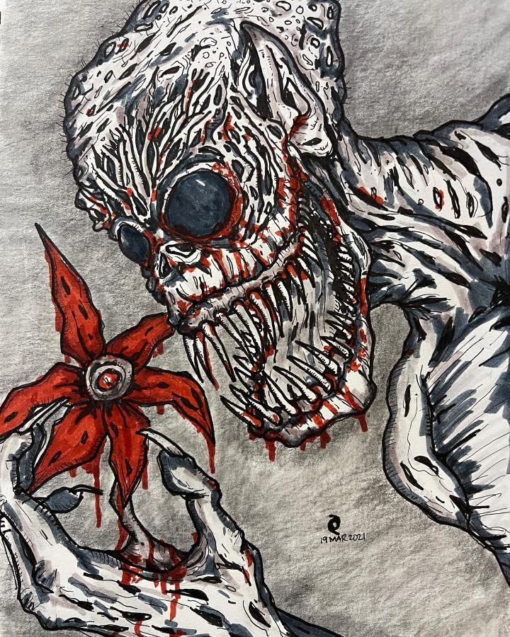 Demon - Poetic Dustbin