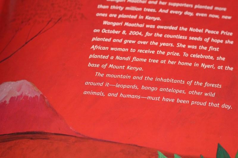 Wangari Maathai Nobel Peace Prize