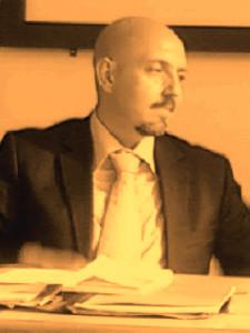 Il poeta Alessandro D'Agostini