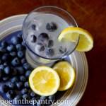 Blueberry Lemonade for Mamas and Papas