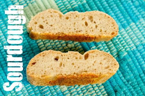 sourdough slices