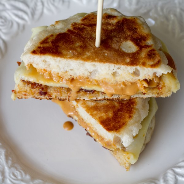 PB and J Grilled Cheese