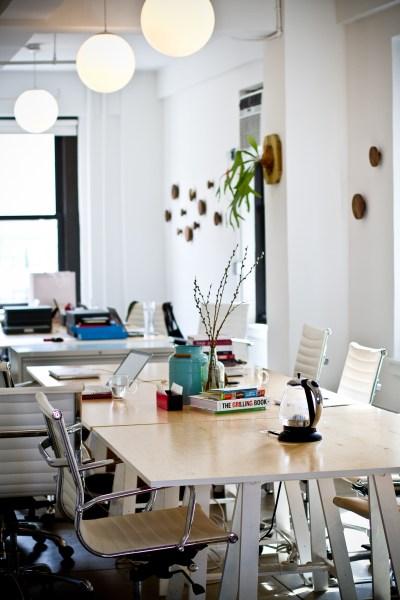Food52 work space