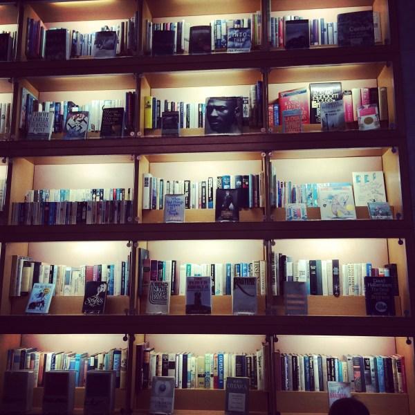 Random House lobby