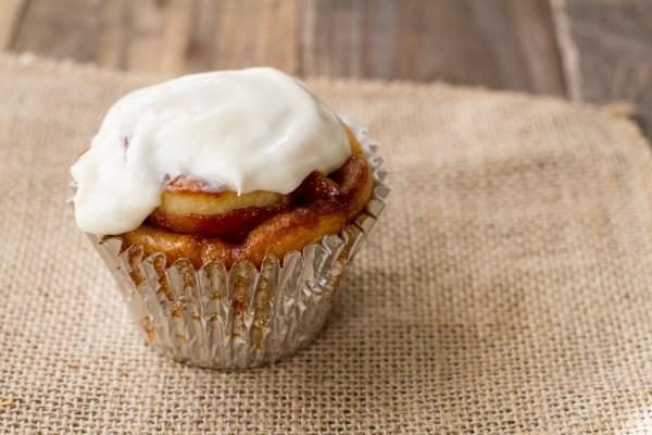 Bacon Cinnamon Bun - Poet in the Pantry