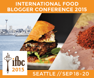 International Food Bloggers Conference 2015
