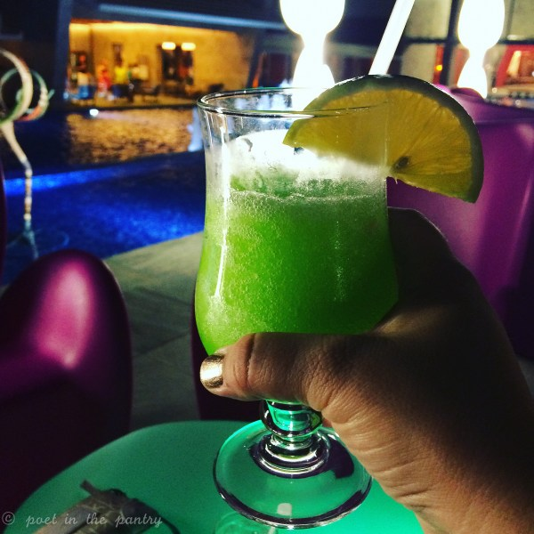 Booze is plentiful at an all-inclusive resort, like Barceló Maya Beach Resort!