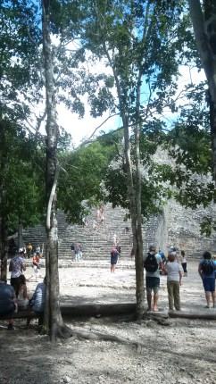 Pyramid Nohoch Mul