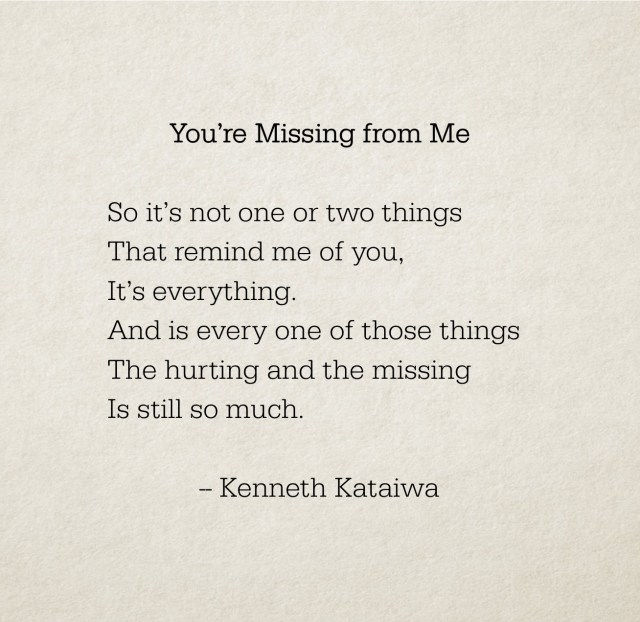 youre-missing-from-me