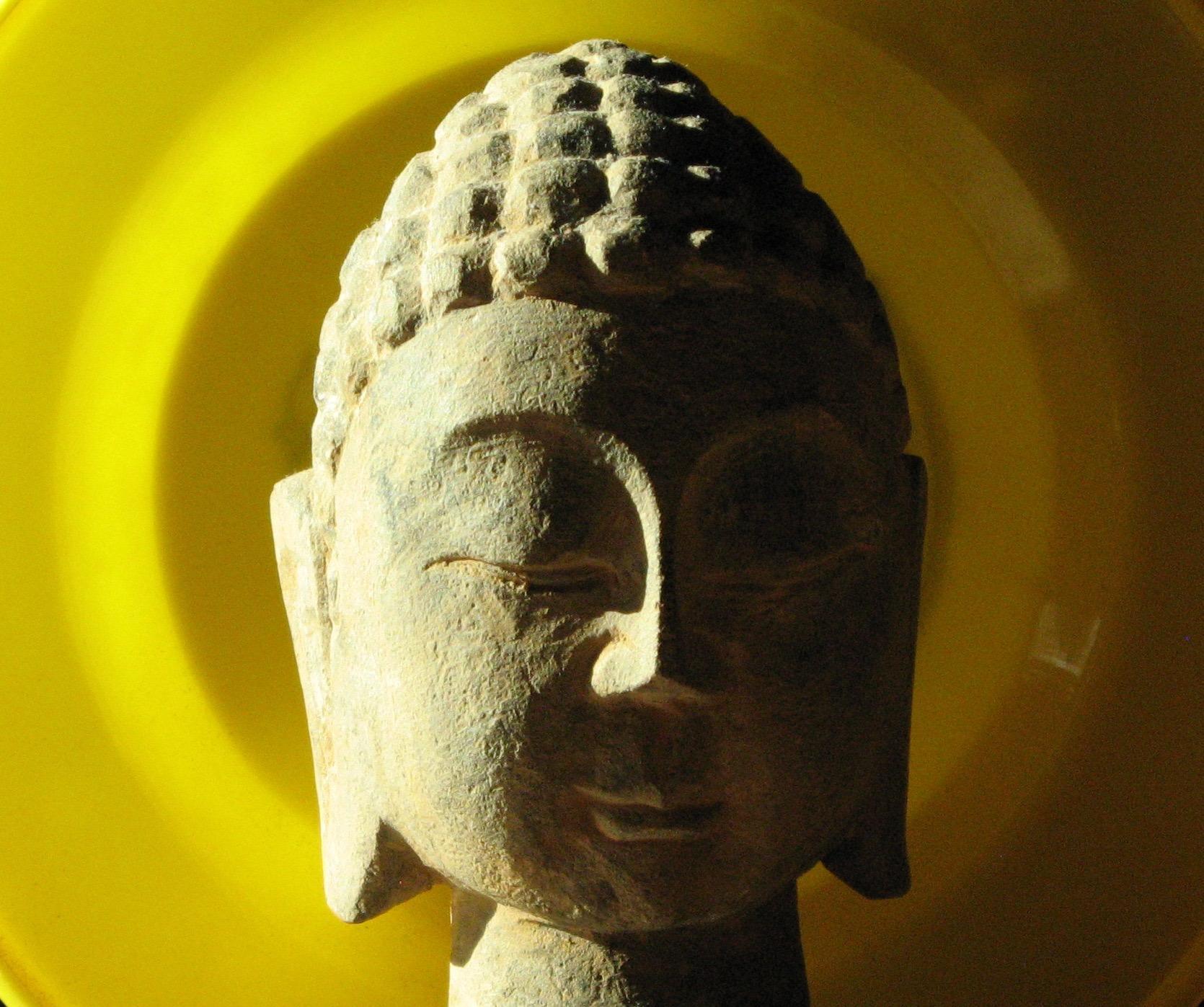 Buddha In A Halo / Buddha In Der Glorie