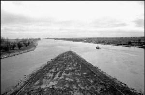 Inge Morath Sulina Canal 1994