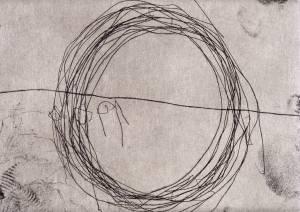 [no title] 1999 by Jannis Kounellis born 1936