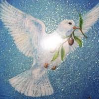THE WEDDING DOVE (A Prayerful Song)