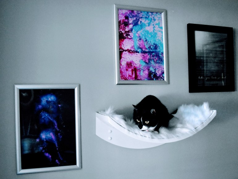 Vinyl Room decor and artwork